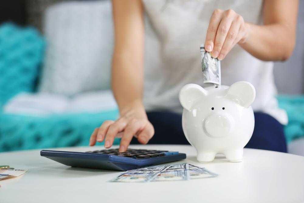 """Three Tips for Saving Money"""