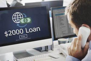 2000 dollar loans