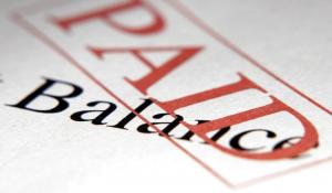 defaulting credit card loan