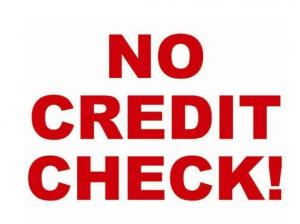 no credit settlement loans