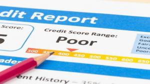 travel loan bad credit